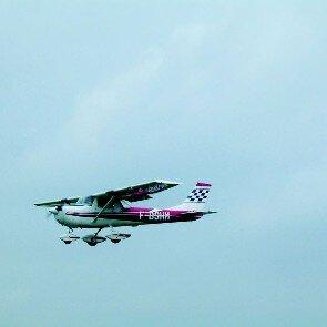 Vol d'initiation en avion