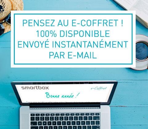 Pensez au e-Coffret : 100% disponible, envoyé instantanément par e-mail