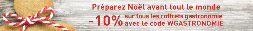Promotion Gastronomie Noël