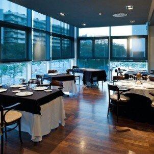 Restaurant l 39 escola catalu a cena chic smartbox - Smartbox cocinas del mundo ...